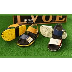 Sandal xuất khẩu cho bé trai 1 - 10 tuổi SD27