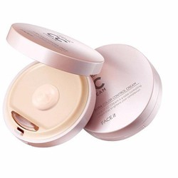 CC Cream The Face Shop Aura Color Control