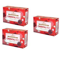 3 Xà bông tắm Rossom Oriental Red Triple Milled Soap 90g - Hàn Quốc