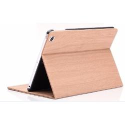Bao da ipad Ipad Air 1-2 vân gỗ bao rẻ