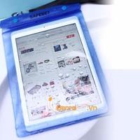TÚI CHỐNG NƯỚC BẢO VỆ iPad 10 inch CÓ THỂ CHỤP HÌNH DƯỚI NƯỚC