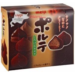 Meiji Porte Chocolate Ca-cao