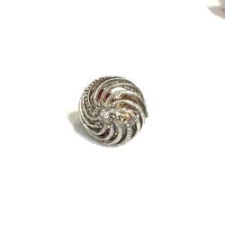 Nhẫn nữ đính đá xoắn ốc cực đẹp