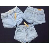 Short jeans katun thái