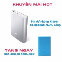 Pin sạc dự phòng Xiaomi 10000mAh bản 2015  Chính Hãng