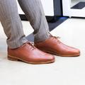 Giày da handmade Oxford