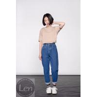 Quần Jeans nữ kute form chuẩn