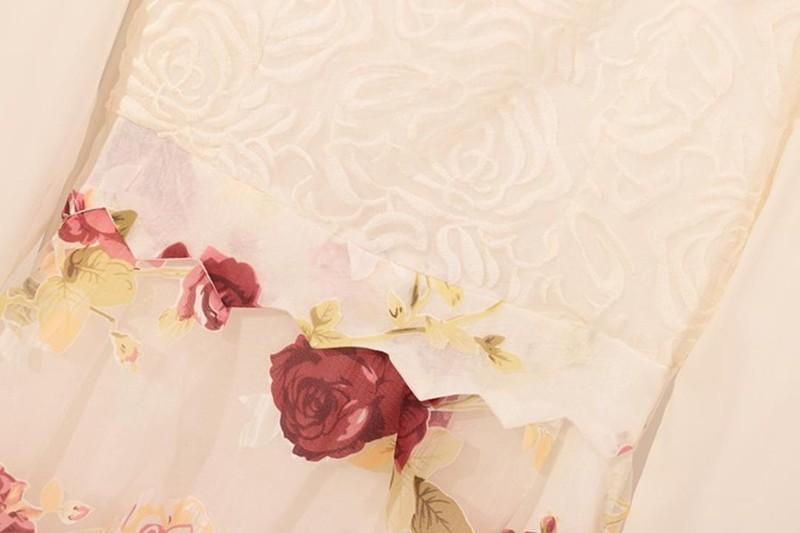 Váy đầm Rose xinh xắn 2