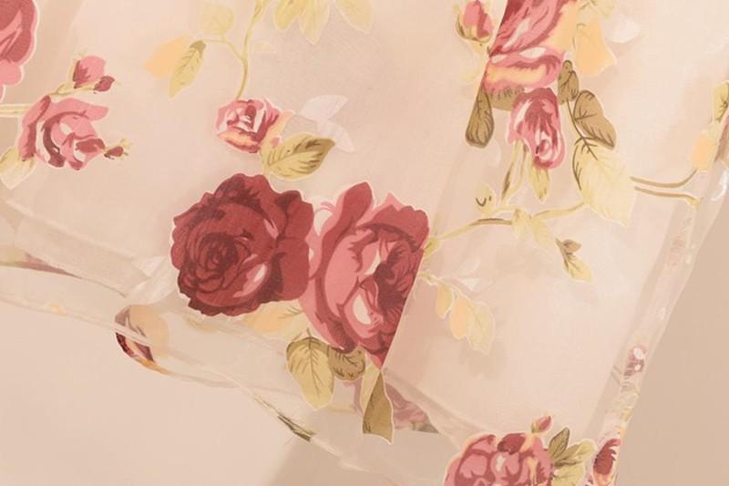 Váy đầm Rose xinh xắn 5