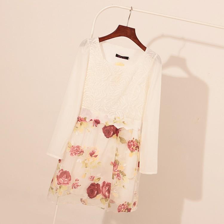 Váy đầm Rose xinh xắn 9