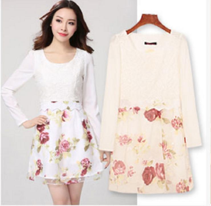 Váy đầm Rose xinh xắn 11