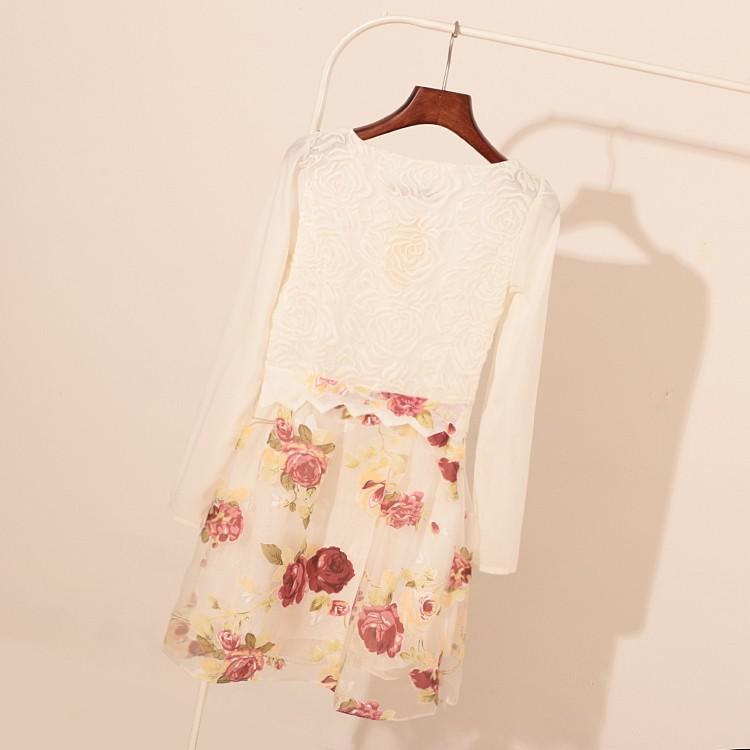 Váy đầm Rose xinh xắn 8