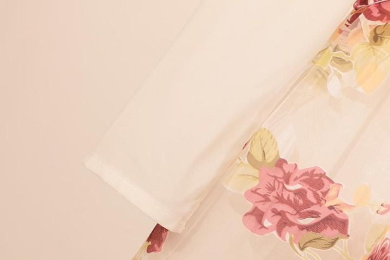 Váy đầm Rose xinh xắn 4