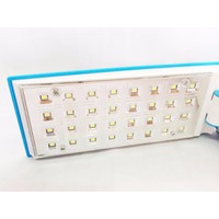 HCM Đèn led sạc 32 bóng sáng 2 chế độ