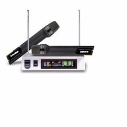 Micro không dây shure sm 288 giá rẻ sản phẩm chất lượng