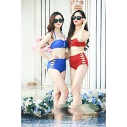 Bikini 2 mảnh quần cạp cao