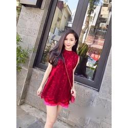Đầm Ren Xinh Xắn 95