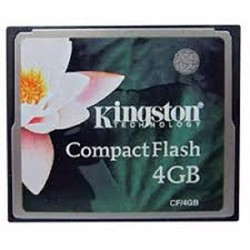 Thẻ Nhớ CompactFlash CF Kingston 4GB 200X