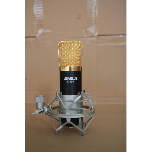 Micro hát karaoke cho máy tính - LibaBlue K-600 Bạc - 3916045 , 2996581 , 15_2996581 , 400000 , Micro-hat-karaoke-cho-may-tinh-LibaBlue-K-600-Bac-15_2996581 , sendo.vn , Micro hát karaoke cho máy tính - LibaBlue K-600 Bạc