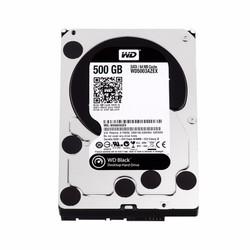 [thegioilinhphukien.vn] Ổ cứng máy vi tính 500GB WD Black