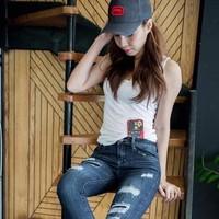 quần jean rách Topshop