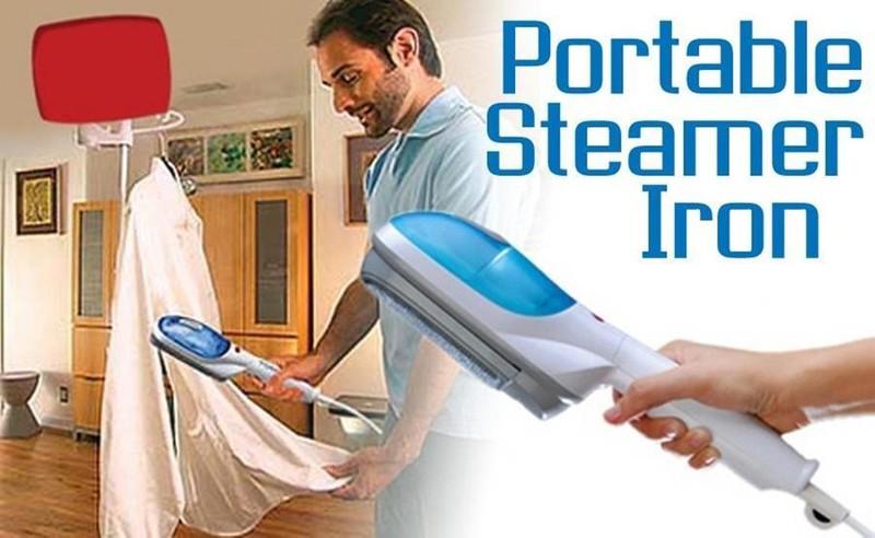Bàn ủi hơi nước cầm tay đa năng Tobi Travelsteamer 2