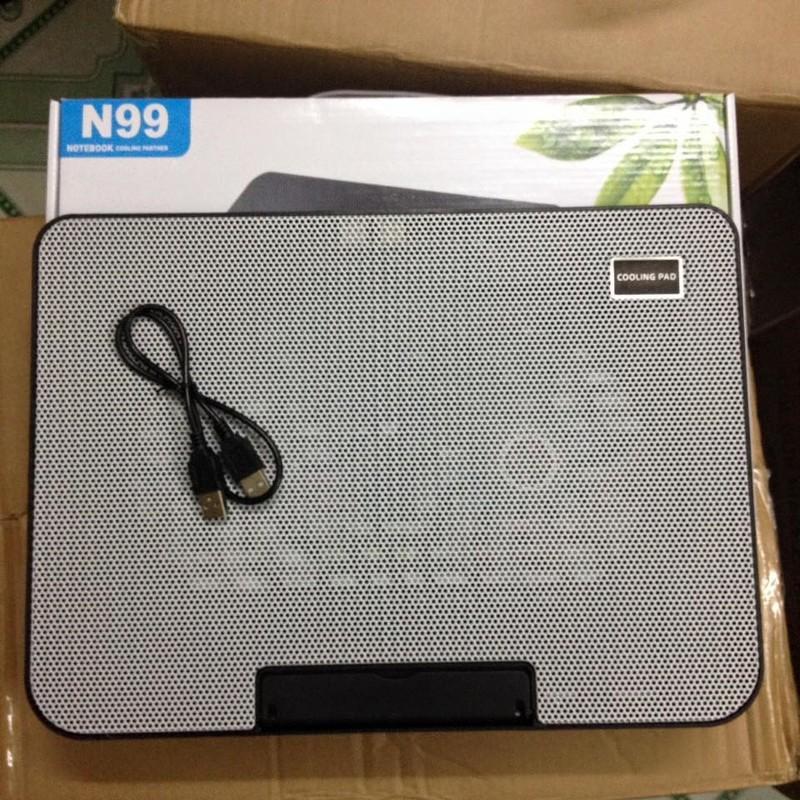 Đế tản nhiệt laptop Cooling pad N99 3