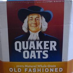 Yến mạch - Quaker Oats - Mỹ