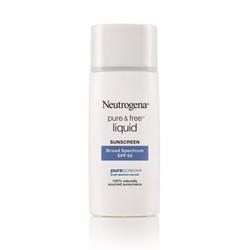 Kem chống nắng Neutrogena Pure Free Liquid Sunscreen SPF 50