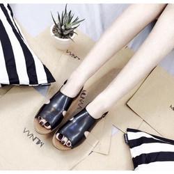 HÀNG CAO CẤP CHẤT LIỆU NGOẠI NHẬP- Giày sandal cá tính