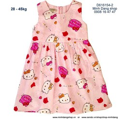 Đầm Hello Kitty size đại