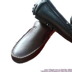 Giày nam công sở da thật phong cách sang trọng GDNHK153