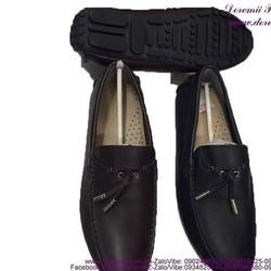 Giày da nam công sở thắt nơ đẳng cấp sang trọng GDNHK167