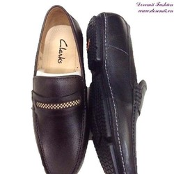 Giày nam công sở da thật phong cách sành điệu GDNHK155