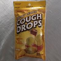 Kẹo ngậm trị ho Cough Drops Assured Honey Lemon -  Chanh Mật Ong