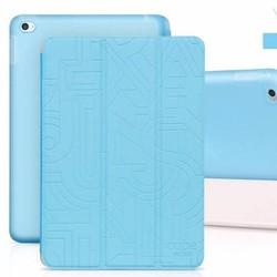 Bao da ipad Mini 1-2-3 Hoco Cube Chính Hãng đang xã hàng