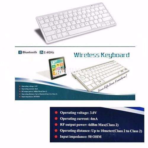 Bàn Phím Bluetooth BK3001 cho Máy tính bảng, Mobile, Laptop - 3916712 , 3005402 , 15_3005402 , 488000 , Ban-Phim-Bluetooth-BK3001-cho-May-tinh-bang-Mobile-Laptop-15_3005402 , sendo.vn , Bàn Phím Bluetooth BK3001 cho Máy tính bảng, Mobile, Laptop