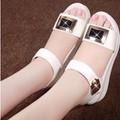S023 - Giày sandal bánh mì phong cách Hàn Quốc
