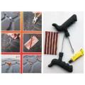 Bộ Dùi Vá Lốp Cho Ô Tô, Xe Máy Gồm Dùi, Xăm Non và Keo chuyên dụng