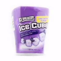 Kẹo Cao Su Ice Cube Arctic Grape