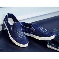 Mã VN072- Hàng nhập- Giày mọi Jean cá tính thời trang VN072