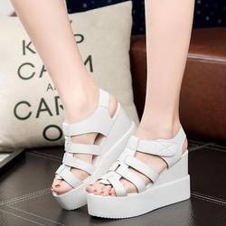 SD284 - Giày Sandal Nữ đế cao thời trang cá tính