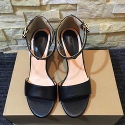 Giày cao gót nữ Zara 6cm màu đen