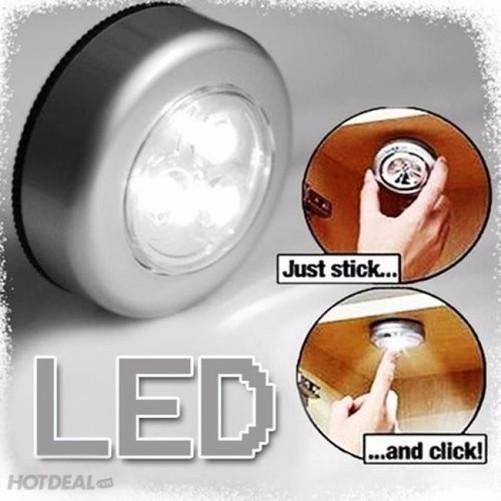 COMBO 3 ĐÈN LED 4 BÓNG DÁN TƯỜNG STICK TOUCH LAMP 1