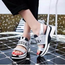 S022T - Giày Sandal Nữ thời trang cá tính