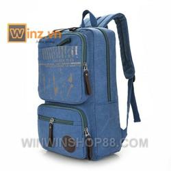 Balo nam nữ vải thời trang BL100 đi hoc cung cấp bởi winwinshop88