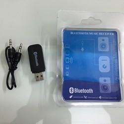 Bộ USB tạo bluetooth kết nối âm thanh không dây