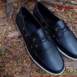 Giày da nam Versa cột dây phong cách sành điệu GDNHK177