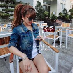 Áo khoác Jeans Nana AKJ03