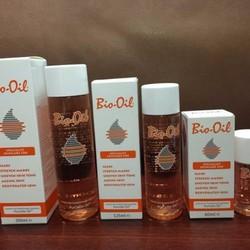 Tinh dầu Bio-Oil làm mờ sẹo, thâm nám, vết rạn da 60ml giá chỉ 230,000
